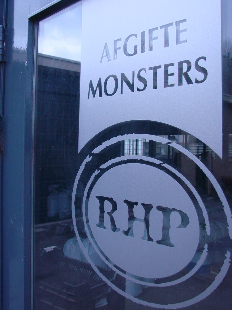RHP afgifte monsters