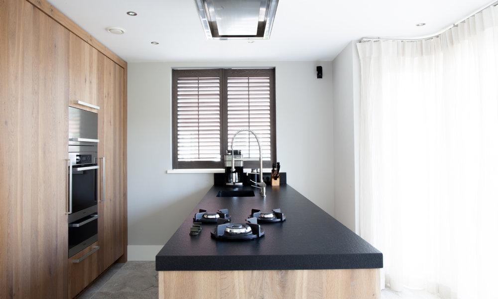 Keuken Schiereiland Landelijk : Keuken wood creations