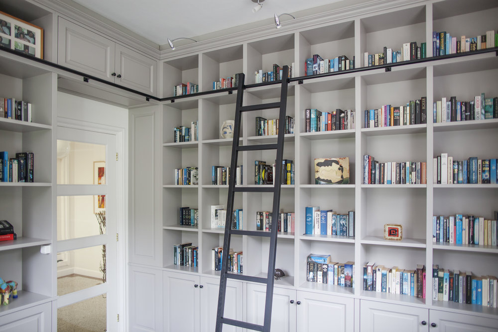 Bibliotheek Boeken Kast Wood Creations