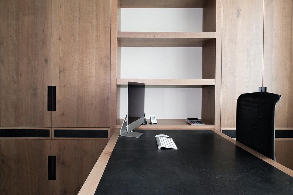 Kantoor Aan Huis : Kantoor aan huis werkruimte illustratie vector gratis download