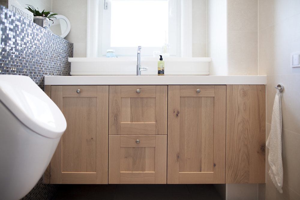 Sanitair Van Hout : Sanitair meubels landelijk modern wood creations