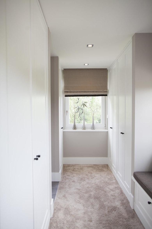 Slaapkamer met kaptafel en dressing landelijk modern for Slaapkamer landelijk modern