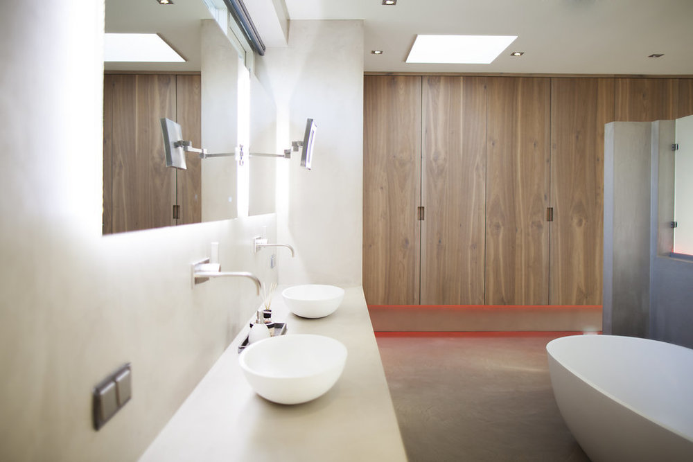 Badkamer Slaapkamer Ineen : Slaapkamer en badkamer ineen google zoeken ванна