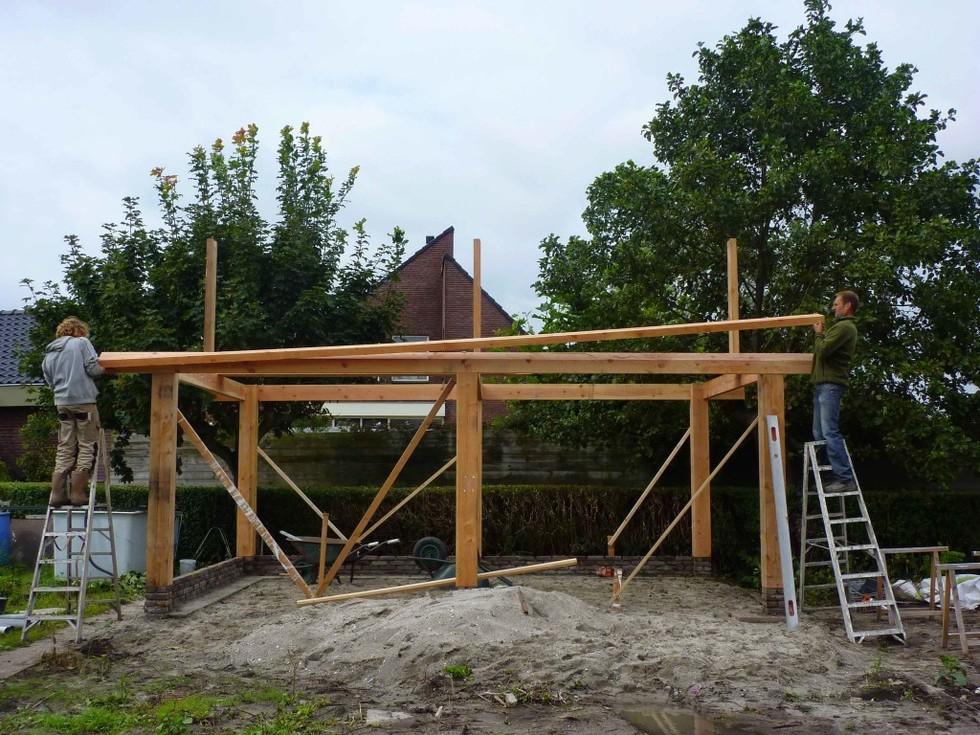 Veranda tuinoverkapping westland monster naaldwijk for Tuinontwerp westland